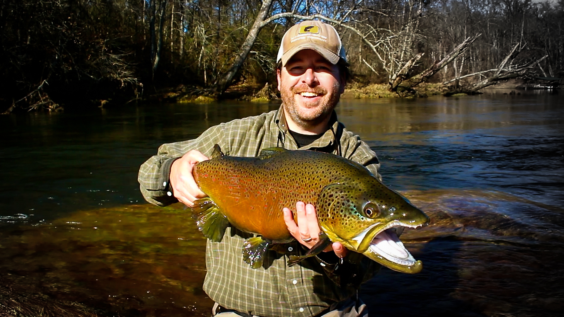 Arkansas drift website home for Little river fishing charters